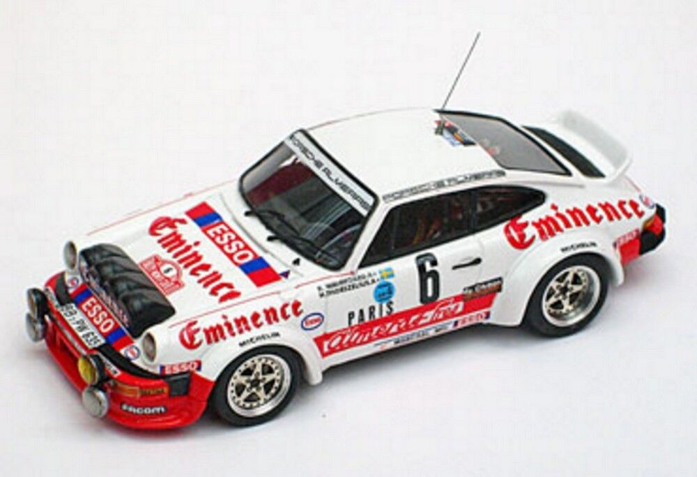 Kit Porsche 911 SC Gr.4 Rally Montecarlo 1982 - arena models kit 1 43