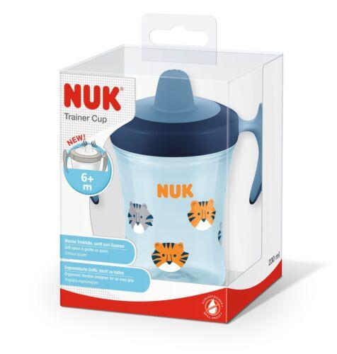 ab 6 Mona auslaufsicher weiche Trinktülle NUK 10255384 NUK Trainer Cup 230 ml