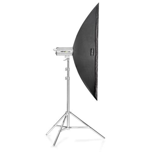 Walimex pro ocatgon Softbox 25x150cm para Visatec