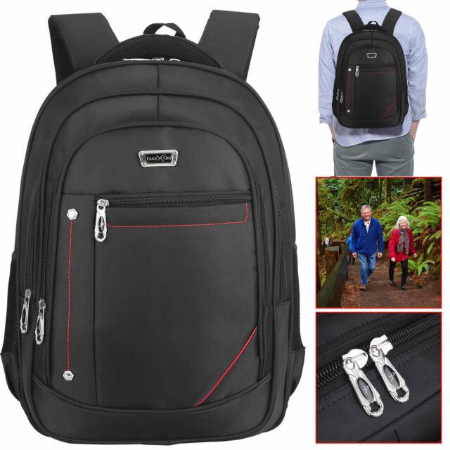 "NEW 29L Wall Street Business Laptop Backpack Rucksack Bag Travel Case 15"",15.6"""