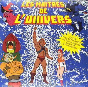 Haïm Saban & Shuki Levy LP Les Maîtres De L'Univers (Bande Originale)