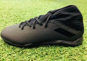 NEMEZIZ 19.3 TURF Soccer SHOES Black