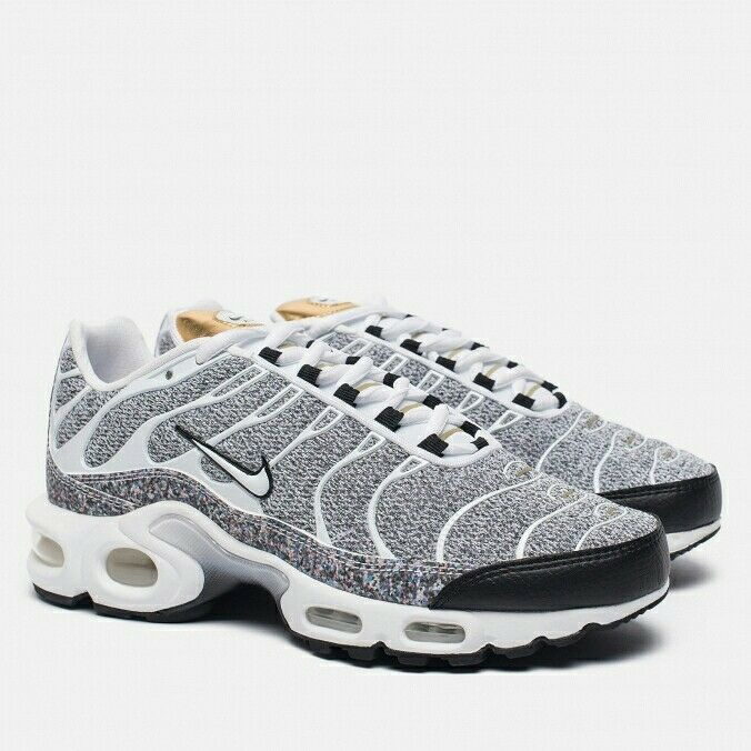 Nike Da Donna Air Max Plus SE Scarpe da ginnastica dimensioni bianca