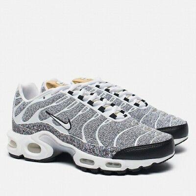 Donna Nike Air Max Plus se 862201 100 Bianco Scarpe