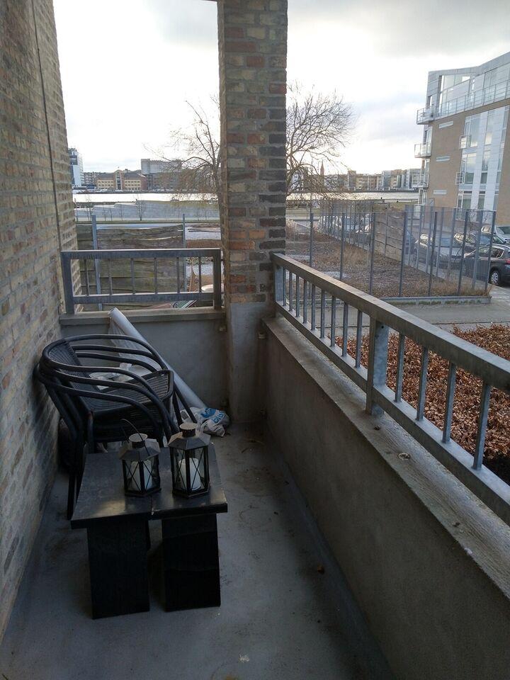 9400 1 vær. andelslejlighed, 40 m2, Vesterbrogade 6b