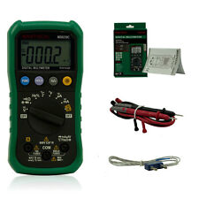 MASTECH MS8239C LCD Digital Multimeter AC DC Voltage Capacitance Auto Range Tool