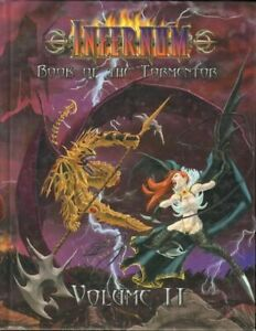 INFERNUM-BOOK-OF-THE-TORMENTOR-VOLUME-2-MGP-3702-ed-Mongoose