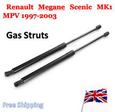 2x Tailgate Boot Trunk Gas Struts Lift For Renault Megane Scenic Mk1 1997-2003