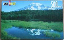 1993 Reflection Lake 500 Piece Encore Puzzle Sealed New