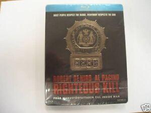 Righteous-Kill-Ltd-ed-Steelbook-De-Niro-New-Blu-ray