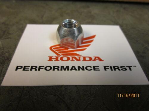Genuine Honda 4 Lug Nuts TRX450R TRX400EX TRX300EX TRX250EX TRX250R 1985 2011