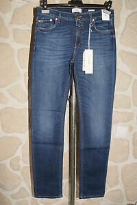 38 Taille Marque tiquet Jeans it28 Closed Neuf Bleu qt8PBZ