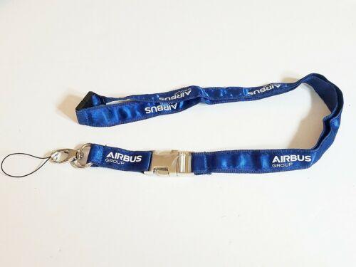 Airbus Group Blue Lanyard Aircraft Military Airplane