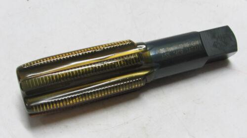 new OSG 1-3//8-12 UNF NF GH4 H4 6FL 6 Flutes Taper Hand Tap Steam Oxide 1138401