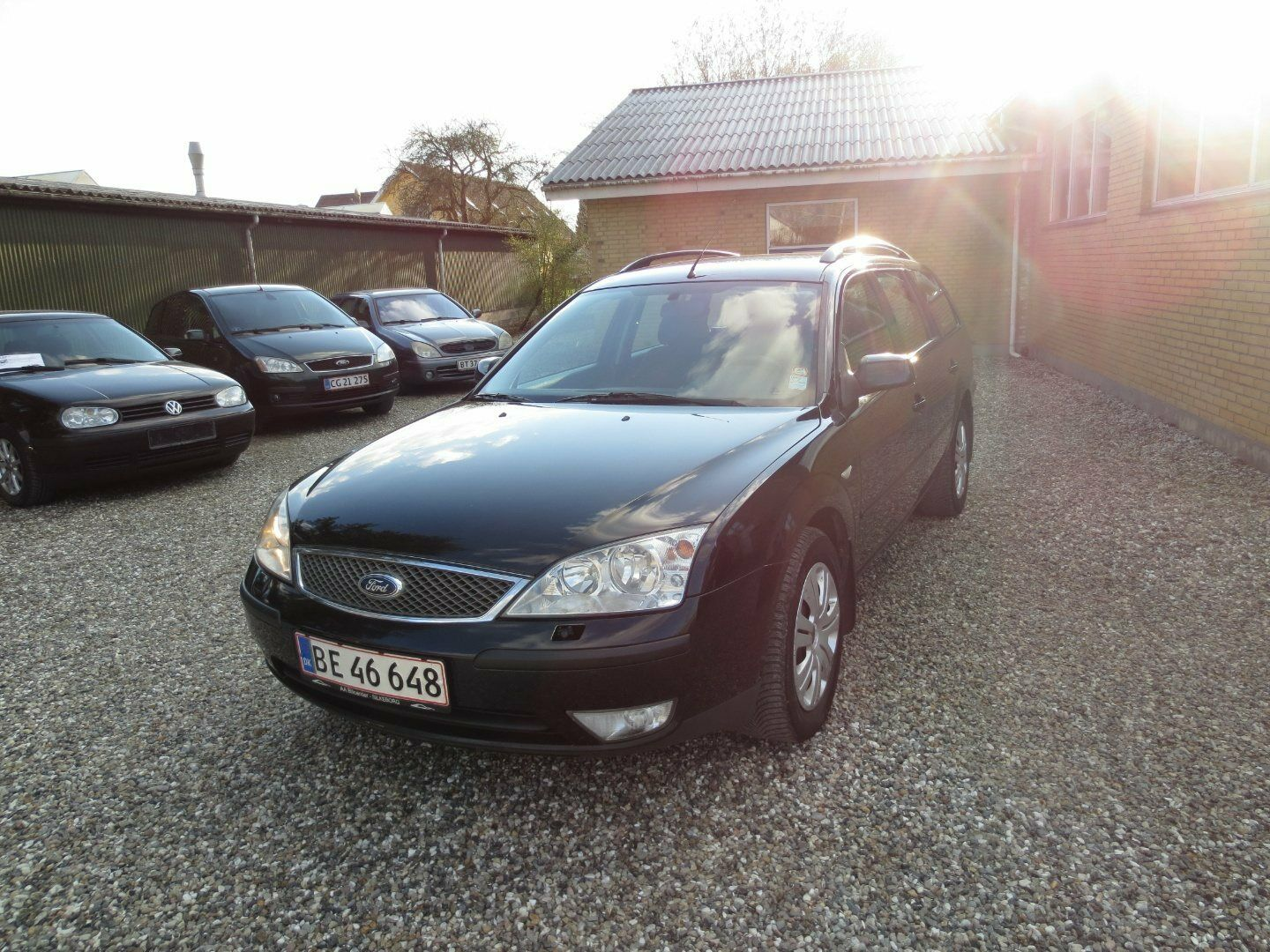 Ford Mondeo 2,0 TDCi 130 Trend stc. 5d - 16.900 kr.