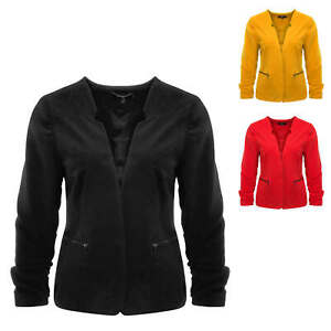 NEU Only Damen Blazer Anzugjacke Business Jacke Anzug Damenjacke Multi Color Mix
