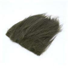 BLACK EXTRA SELECT CRAFT FUR HARELINE DUBBIN NEW FLY TYING MATERIALS