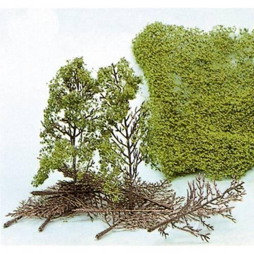 Model Scenery Railway Wargames Heki Scenics Trees
