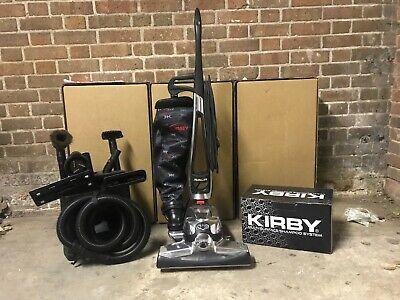 Kirby Avalir Vacuum Cleaner Tools Shampoo System 12 Month Warranty 743074450127 Ebay