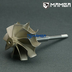 MAMBA-Turbo-Turbine-Shaft-Wheel-TD05HR-w-9-Blade-For-Mitsubishi-4G63T-EVO-4-9