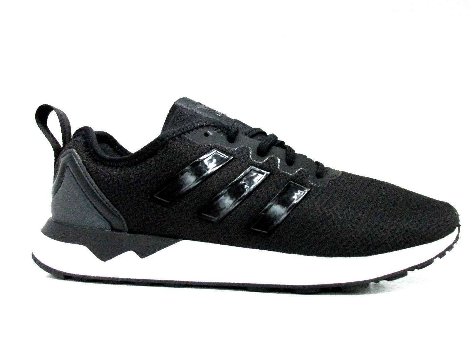 Hommes Adidas Zx Flux Adv Noir Blanc Basket Course Aq3350