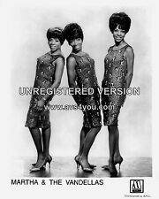 "Martha Reeves and the Vandellas 10"" x 8"" Photograph no 22"