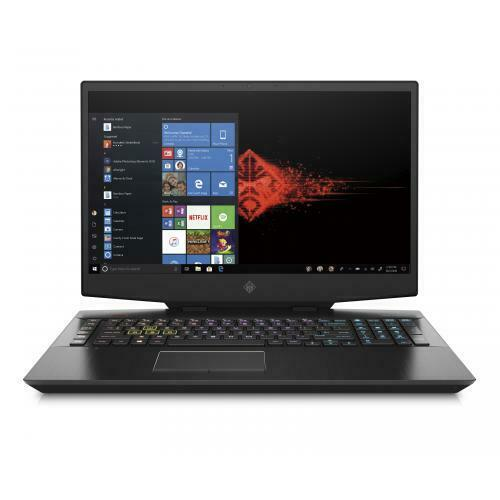 HP OMEN 17 (1M8G5UA#ABA) 17.3 144Hz Gaming Laptop, 10th Gen Core i7, 12GB RAM, 512GB SSD