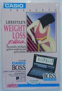 CASIO-BOSS-Lifestyles-Weight-Loss-Plus-NEW-Sealed-NOS-B-O-S-S
