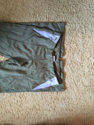 oliva m lavanda Pantaloni taglia 38 Pantaloni jogging sportivi e Lacoste lounge xvqTZ0w1XP