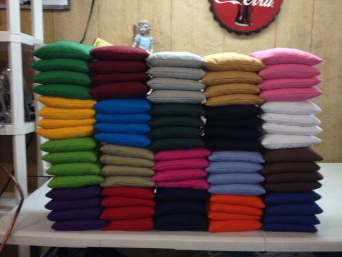 40 Bags!! 5 SETS 10 colors 4 of each Cornhole Bags