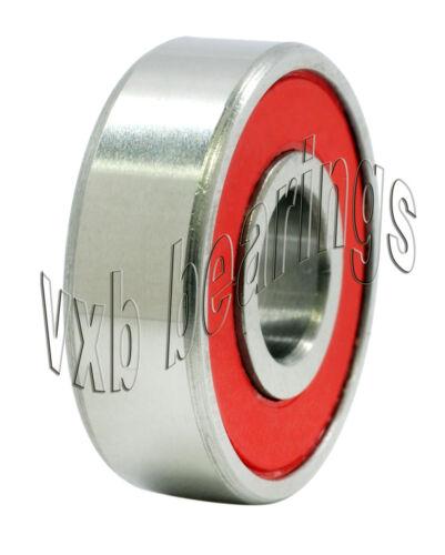 606-2RS Bearing 1760 Sealed 6mm x 17mm Ball Bearings