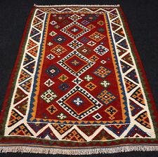 Orient Teppich Kelim 231 x 152 cm Kilim Perserteppich Handgewebt Carpet Rug