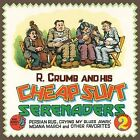 Persian Rug, Crying My Blues Away, Moana March and Other Favorites by R. Crumb & His Cheap Suit Serenaders (Vinyl, Oct-2015, Shanachie Records)