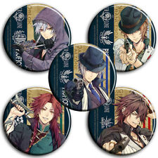 5pcs Anime The Evening Bell of Pio Fiore Badges Itabag Button Pin Brooch#M1504