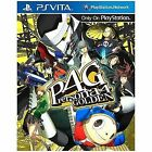 P4g Persona 4 Golden PS Vita