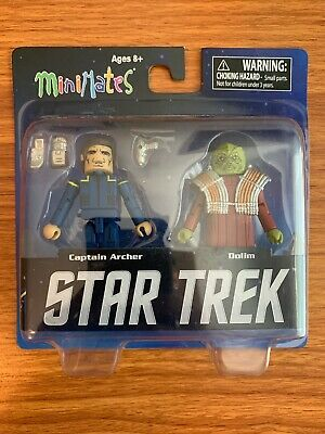 Star Trek Legacy Minimates Wave 1 Dolim