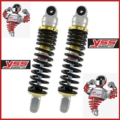 PAIR SUSPENSIONS REAR ADJUSTABLE FORSA HONDA DYLAN 150 2001 2002