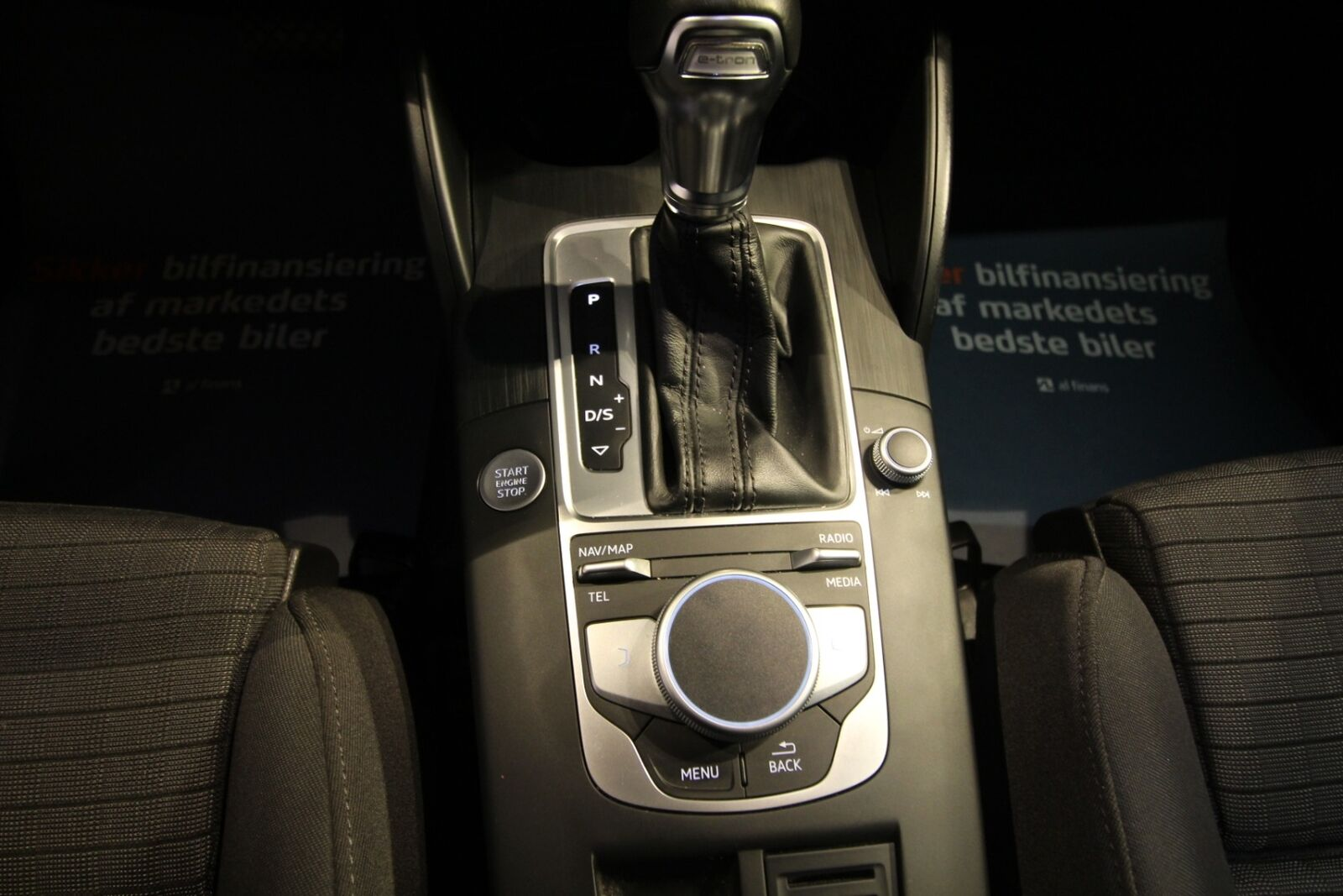 Audi A3 1,4 e-tron Sport Sportback S-tr.