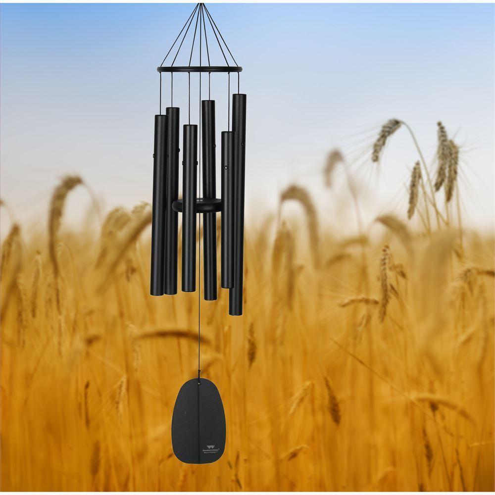 Woodstock Chimes - Bells of Paradise - large schwarz    BPLK 4e54cf
