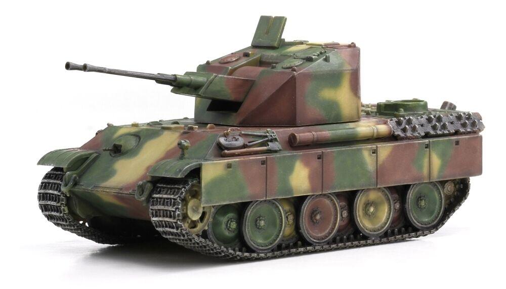 Dragon Armor Ultimate Armor Flakpanzer V  Coelian  1 72 Scale Model AA Gun 60525