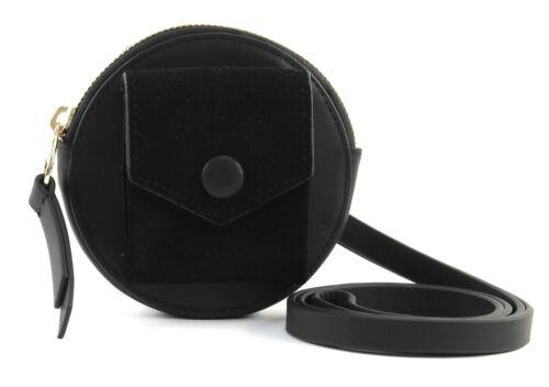 avec Liebeskind noir Pocket Crosswaxs Sac ᄄᄂ sac bandouliᄄᄄre noir Berlin Casual xedWBCro