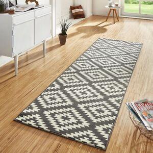 design velours teppichl ufer br cke teppich flur kurzflor. Black Bedroom Furniture Sets. Home Design Ideas