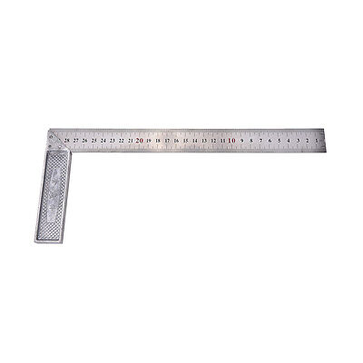 100mm Stainless 0-180 Degree Protractor Angle Finder Arm Rule Measure Tool Pip
