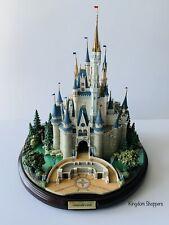 Disney Parks Cinderella Castle Olszewski Figure Main Street Miniature IN HAND