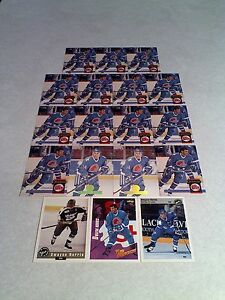 Dwayne-Norris-Lot-of-36-cards-6-DIFFERENT-Hockey