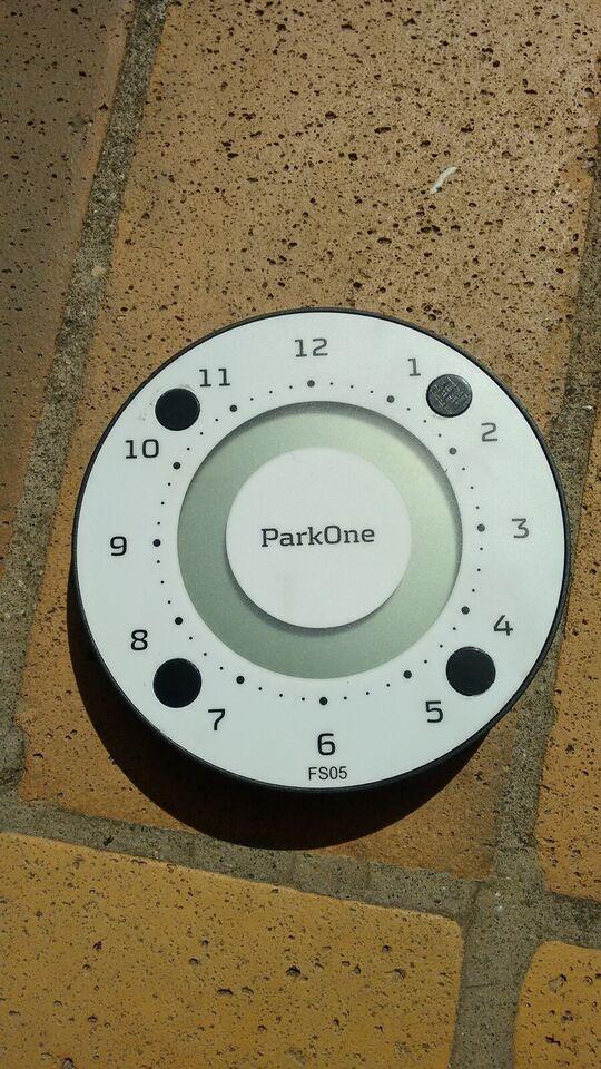 Andet biltilbehør, ParkOne Automatisk Parkerings ur