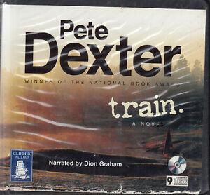 Pete-Dexter-Train-9CD-Audio-Book-Unabridged-Crime-Thriller-FASTPOST