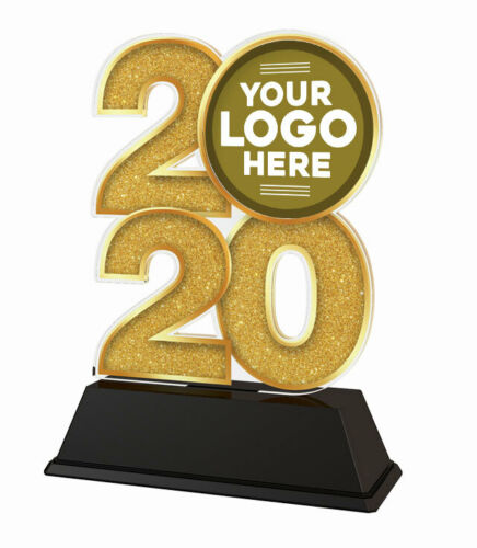 FREE ENGRAVING AWARD BROWNIE GUIDES 85mm-150mm ACRYLIC 2020 TROPHY 3 SIZES