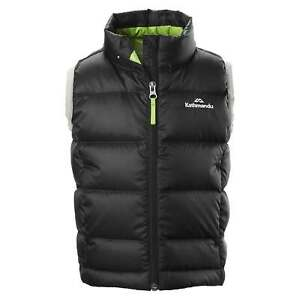 NEW-Kathmandu-Elcho-Kids-039-Boys-039-Girls-039-Warm-Winter-Outdoor-Duck-Down-Puffer-Vest