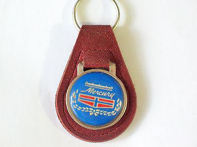 Capable Mercury Schlüsselanhänger Vintage Wildleder Ähnlichen Ford Schlüsselanhänger Great Varieties Auto & Motorrad: Teile Accessoires & Fanartikel